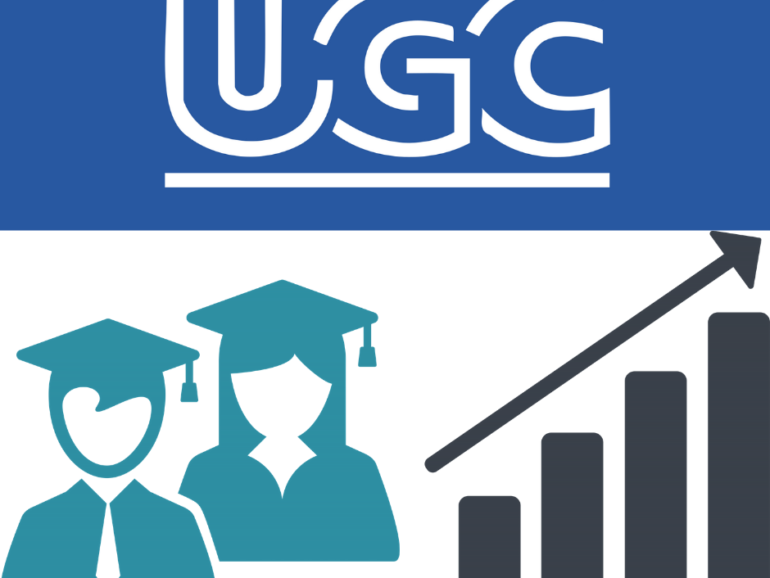 UGC aims for 30% admissions by 2020 in Higher  Education