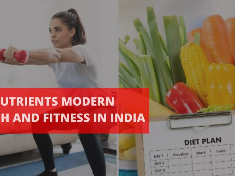 Modern health and fitness in India
